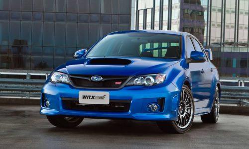 2011 Subaru Impreza WRX STI sedan review