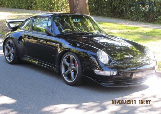 Porsche Macan Gts >> For Sale: 1996 993 Porsche 911 Techart CT3 | PerformanceDrive