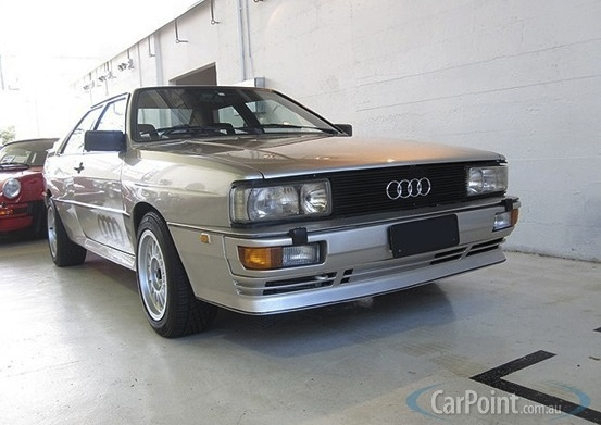 The Audi Quattro Is Perhaps Instantly Recognisable To Early Rally Fans Particularly Of Epic Group B Series Same Era