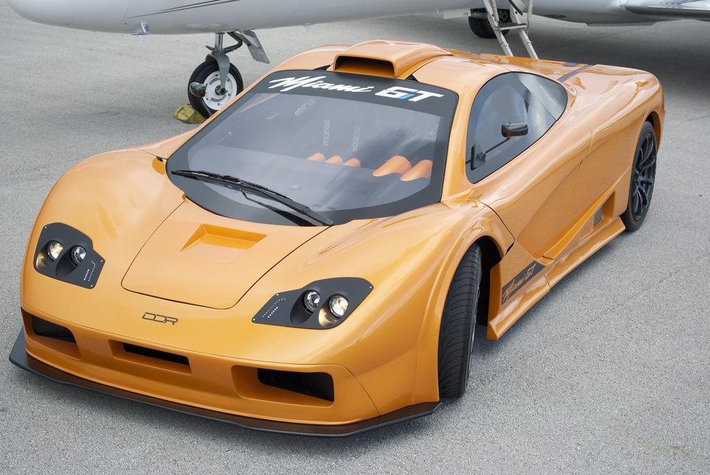 Miami Gt Kit Car By Ddr Motorsport Performancedrive