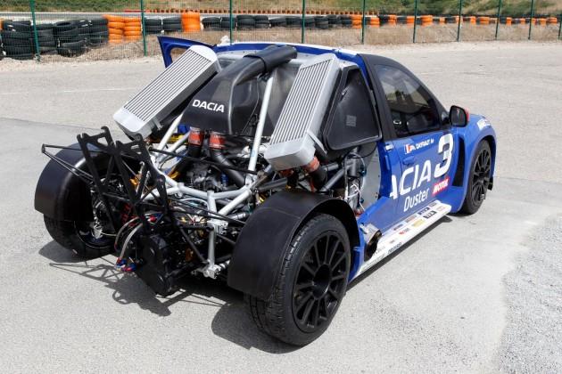 Video Dacia Duster No Limit At Pikes Peak