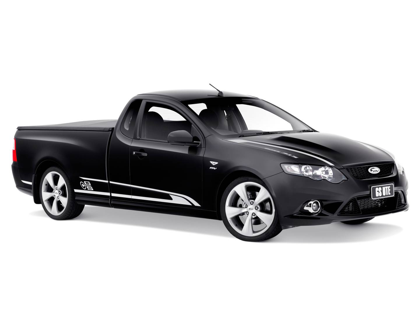 2011 Ford Fpv Gs Ute Review Performancedrive