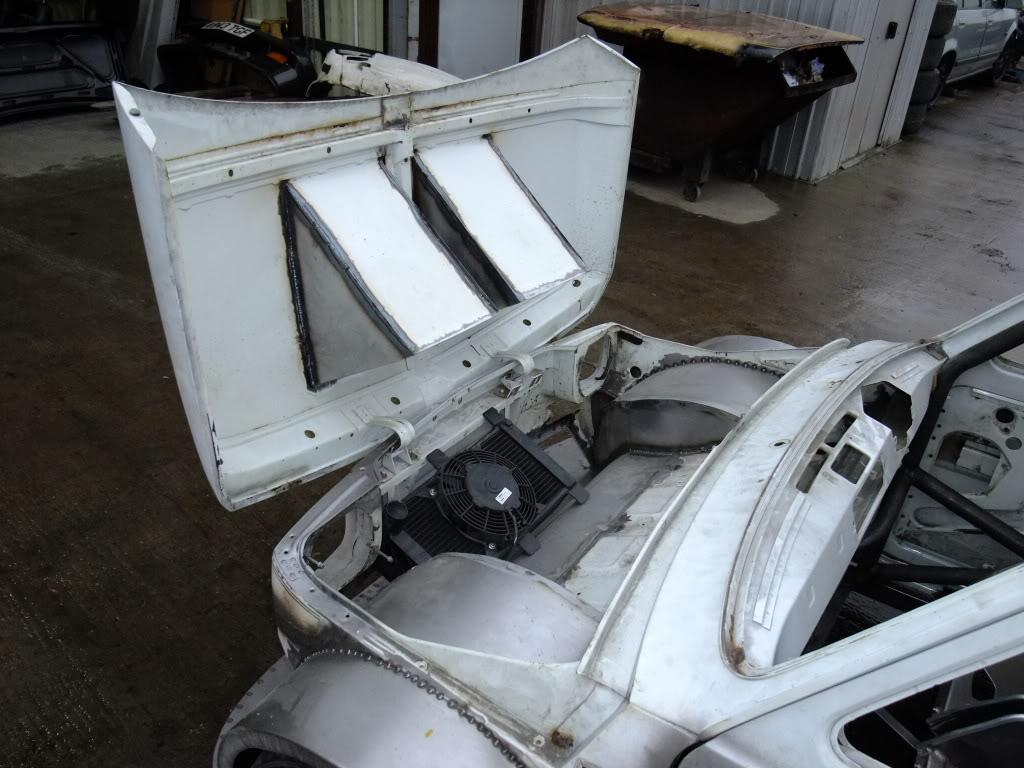 fiat 126 with supercharged 1100cc honda blackbird engine. Black Bedroom Furniture Sets. Home Design Ideas