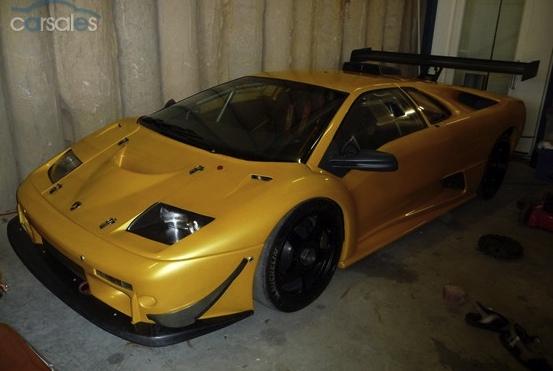 Lamborghini Diablo Gtr Price Car Review And Gallery