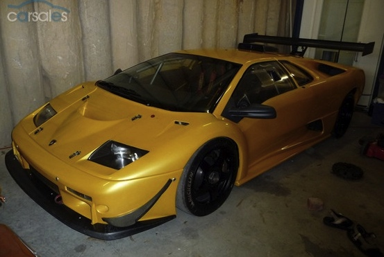 Lamborghini diablo gt for sale