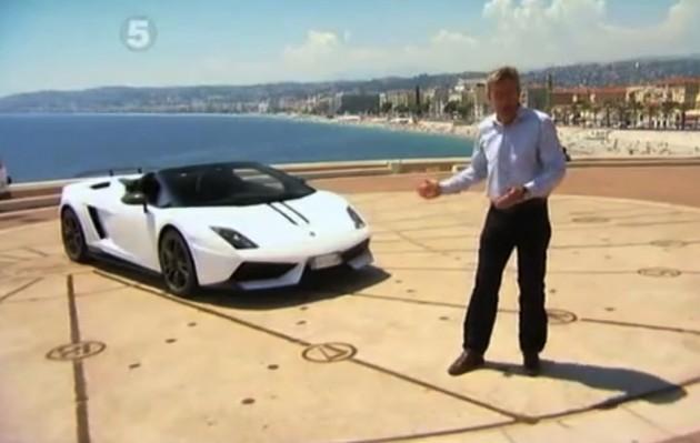Video Lamborghini Gallardo Lp 570 4 Spyder Performante Review