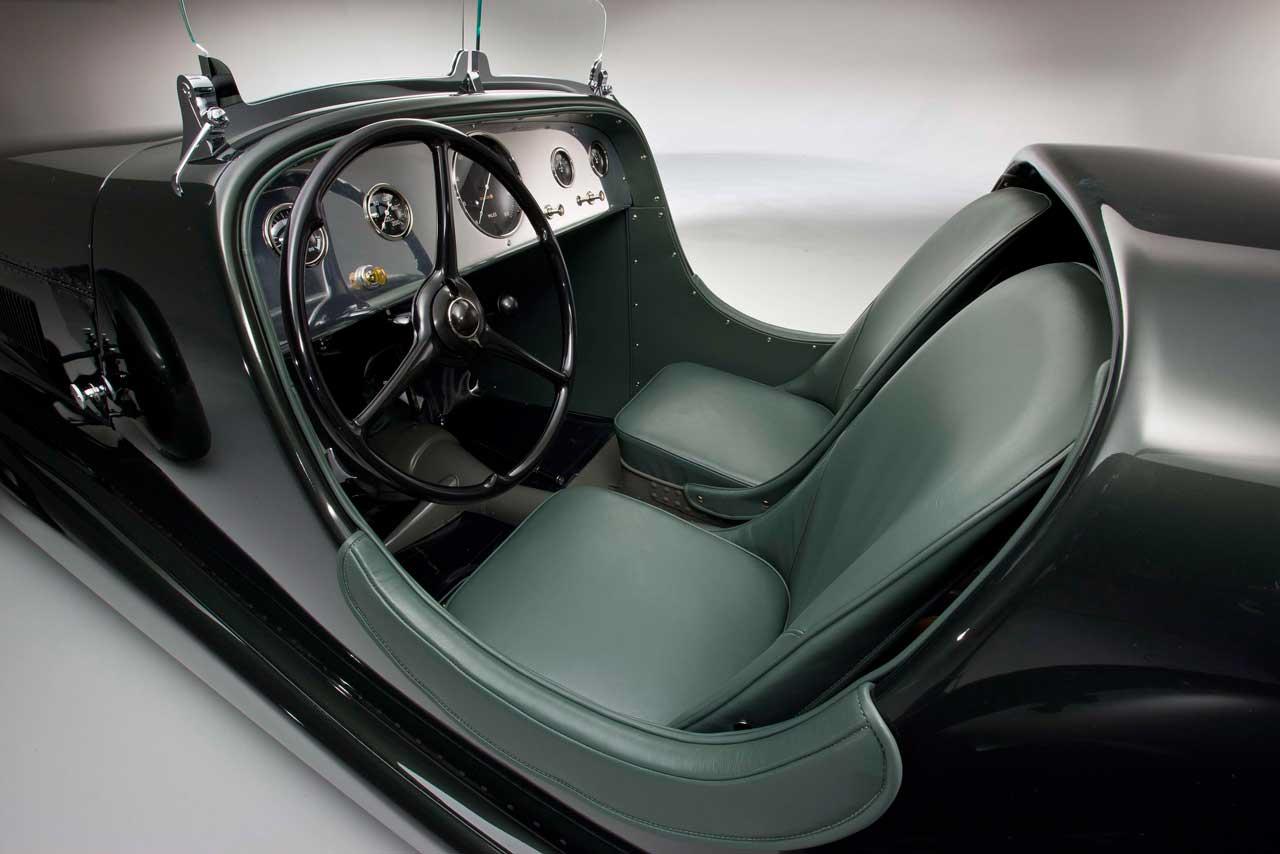 Edsel Bryant Ford S 1934 Model 40 Special Speedster Debuts