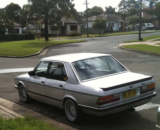 Bmw Performance Driving School >> For Sale: E28 BMW 528i Motorsport with 3.5-litre engine conversion   PerformanceDrive