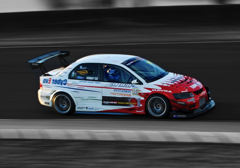 2011 Superlap Australia World Time Attack Winner And