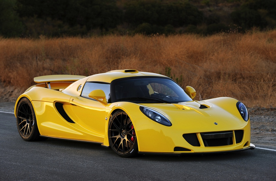 Hennessey Venom Gt To Make Pebble Beach Concours D