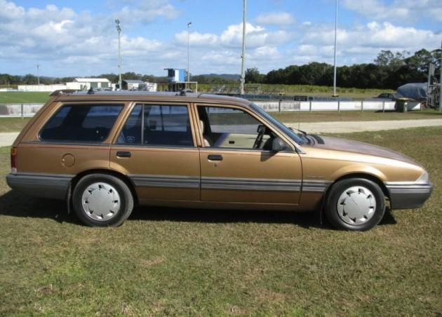 For Sale Original 1987 Holden Commodore Sl Vl Turbo