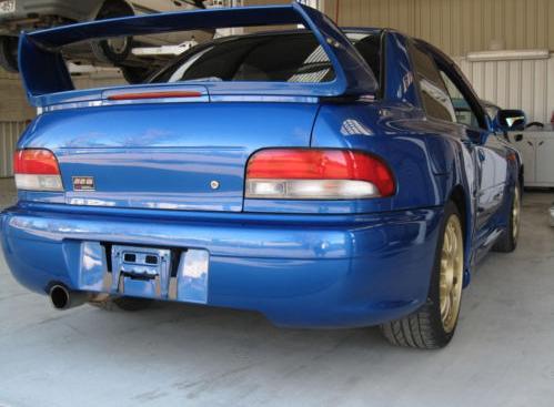 For Sale: Subaru Impreza 22B STi in Australia ...