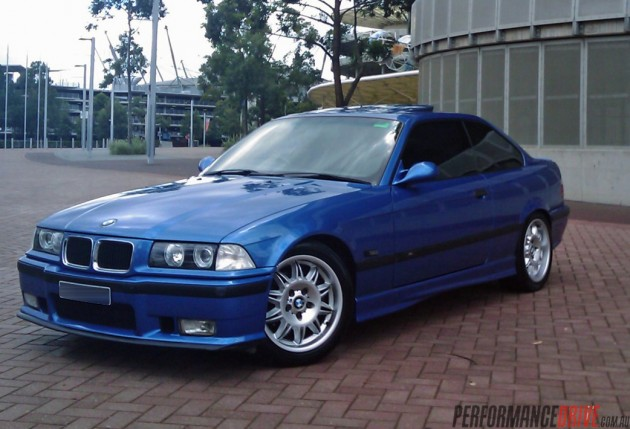 Past Blast 1996 E36 Bmw M3 Review Performancedrive