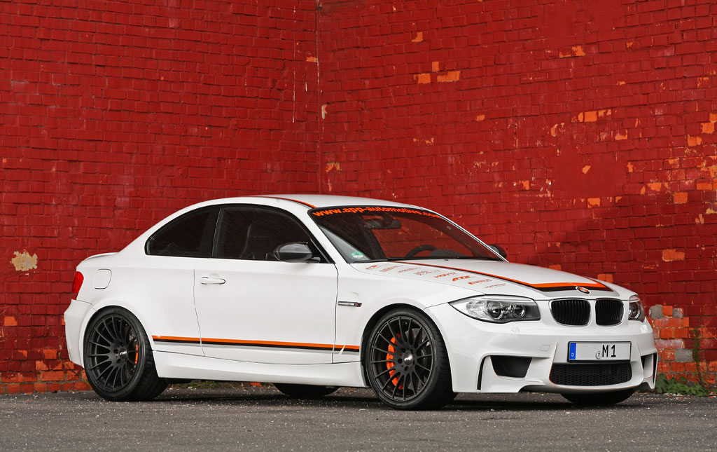 Bmw 1 Series M Coupe App Performance Package