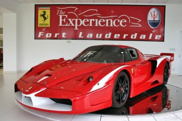 For Sale Ferrari Enzo FXX Evolution 1 of 17