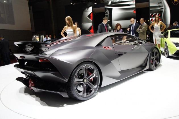 Lamborghini Sesto Elemento Production Of 20 Announced By Ceo