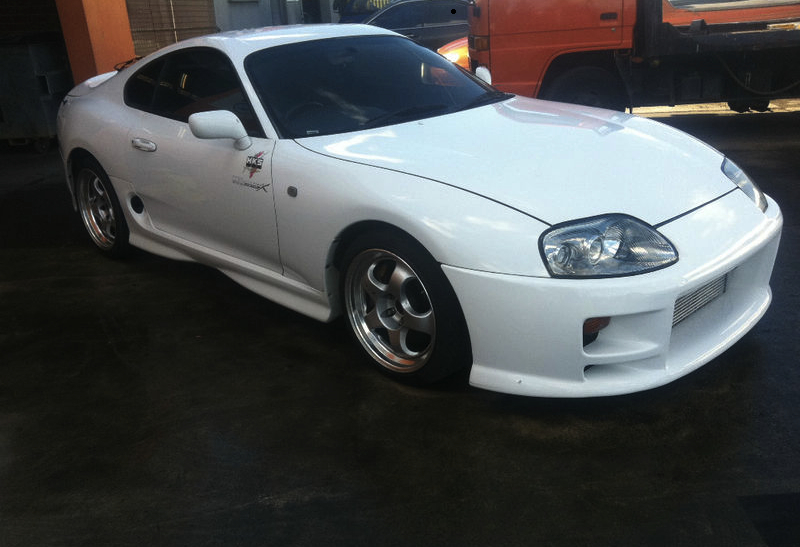 For Sale: Toyota Supra with 1000hp T51R engine | PerformanceDrive