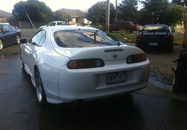 For Sale Toyota Supra With 1000hp T51r Engine