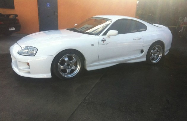 For Sale: Toyota Supra with 1000hp T51R engine