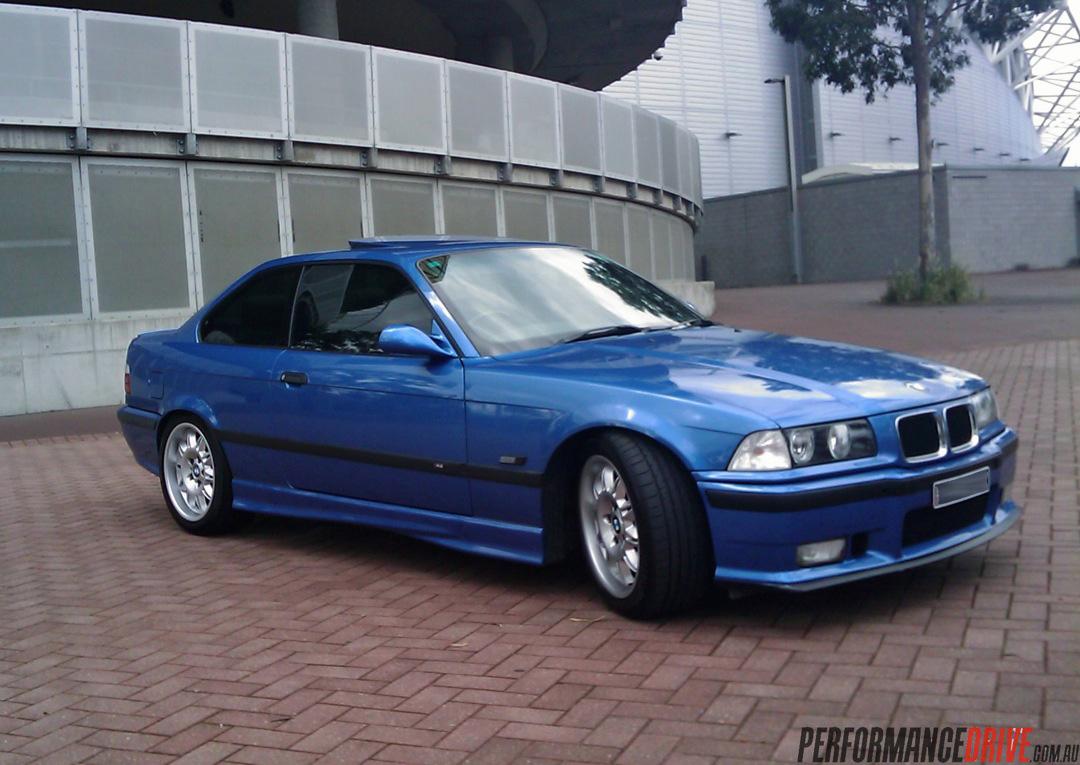 Past Blast  1996 E36 Bmw M3  Review