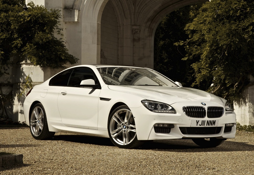 2012 BMW 640d Coupe BMW 650i Coupe And BMW 640i Coupe