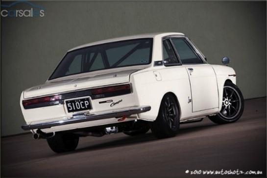 For Sale: 1971 Datsun 1600 SSS coupe - PerformanceDrive