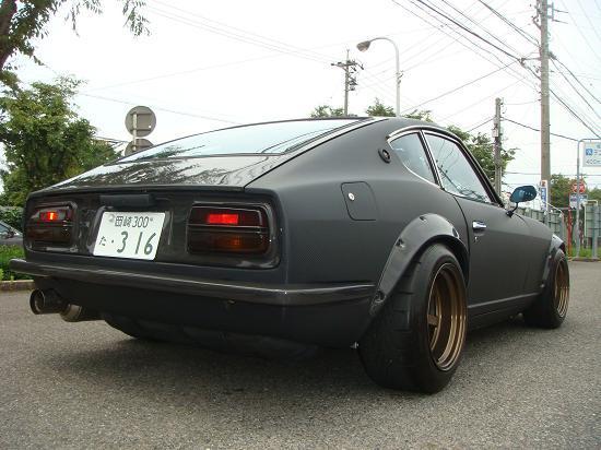 For Sale: 1974 Nissan Fairlady Z carbon fibre with RB30DE ...