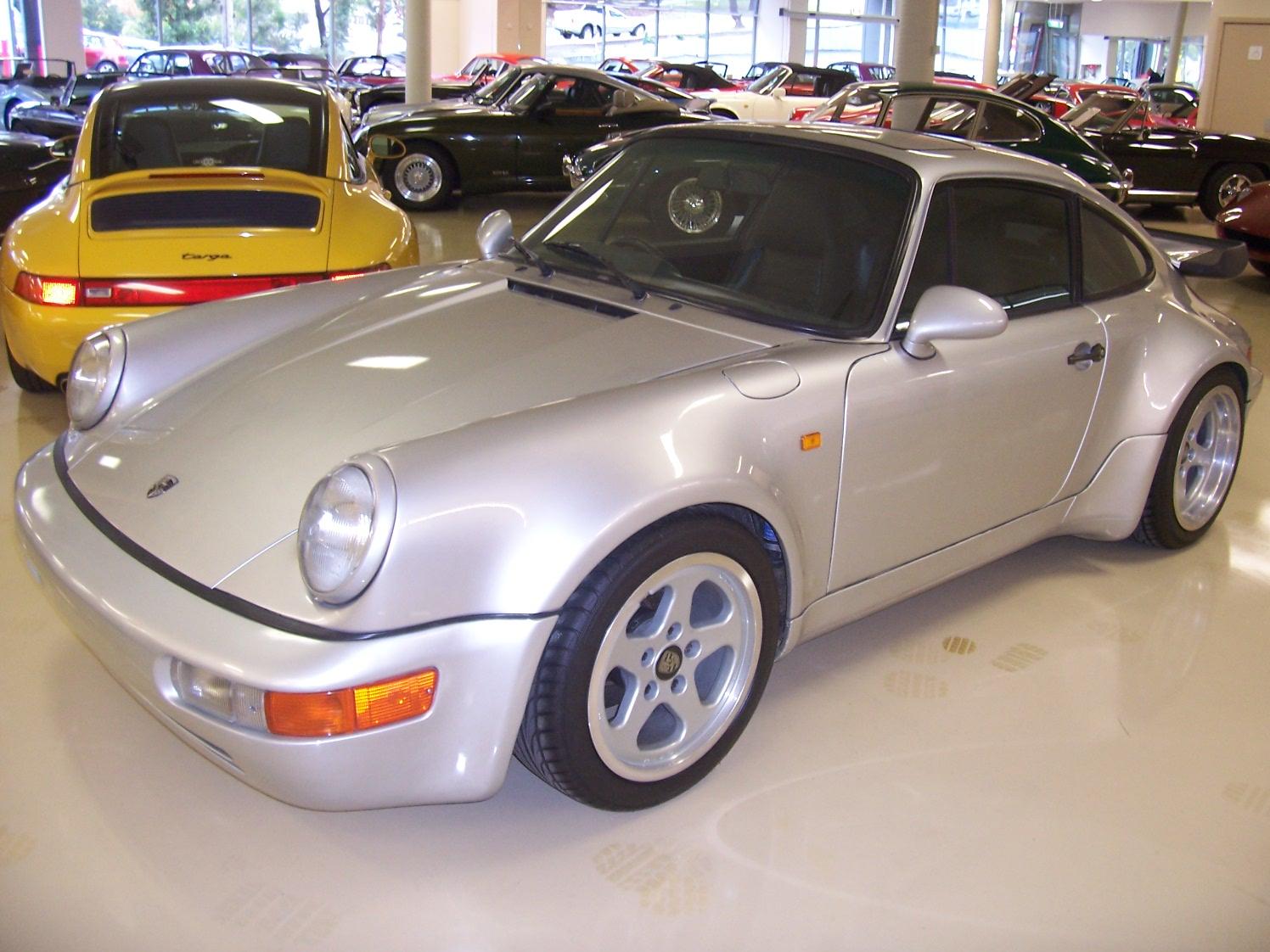 For Sale 1980 Porsche 930 911 Turbo Performancedrive