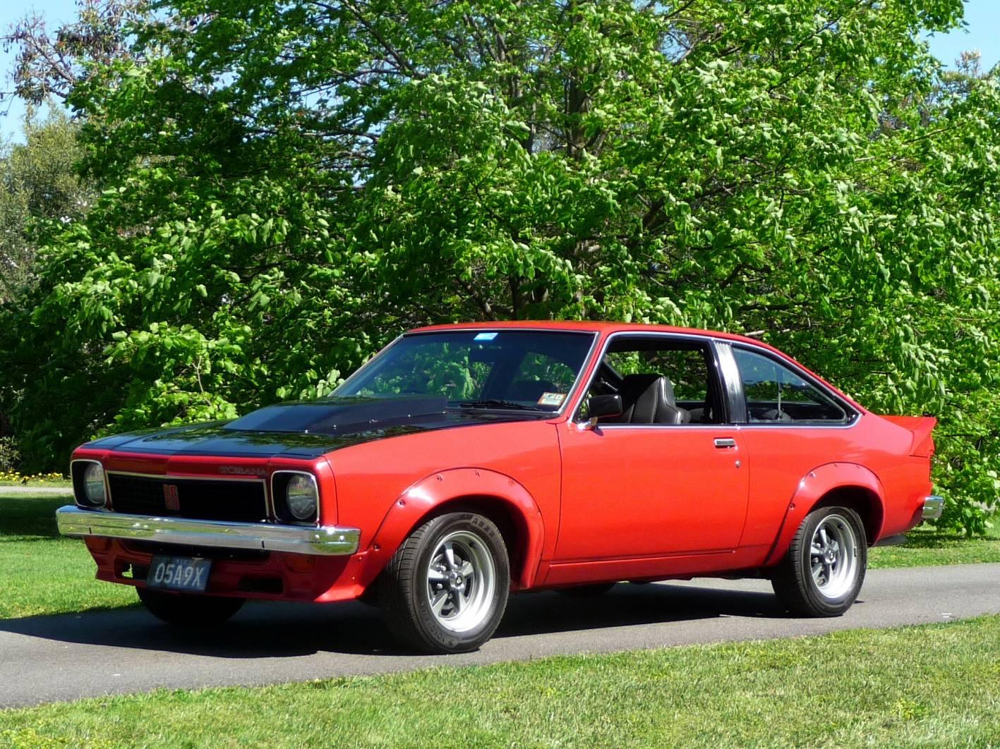 1977 Holden Lx Torana A9x Hatchback