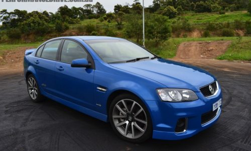 2012 Holden Commodore VE Series II SS V review (video)