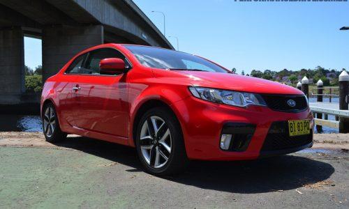 2012 Kia Cerato Koup SLS review – quick spin