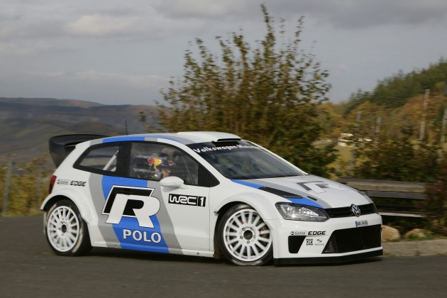 Video 2013 Volkswagen Polo R Wrc Testing In Germany With Carlos