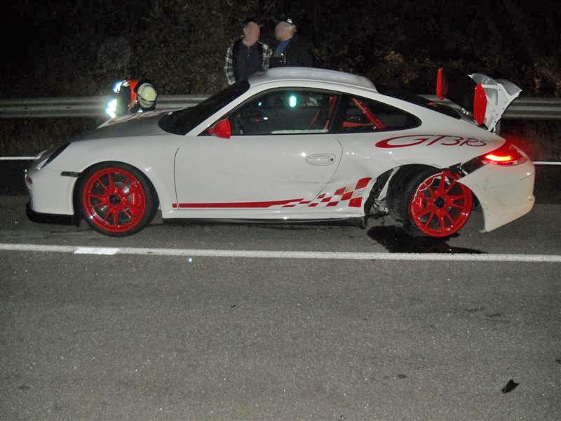 Porsche Gt Rs Crash on 2011 Porsche 911 Gt3 Rs