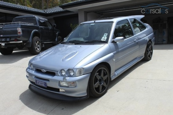 For Sale Ford Escort Rs Cosworth In Australia