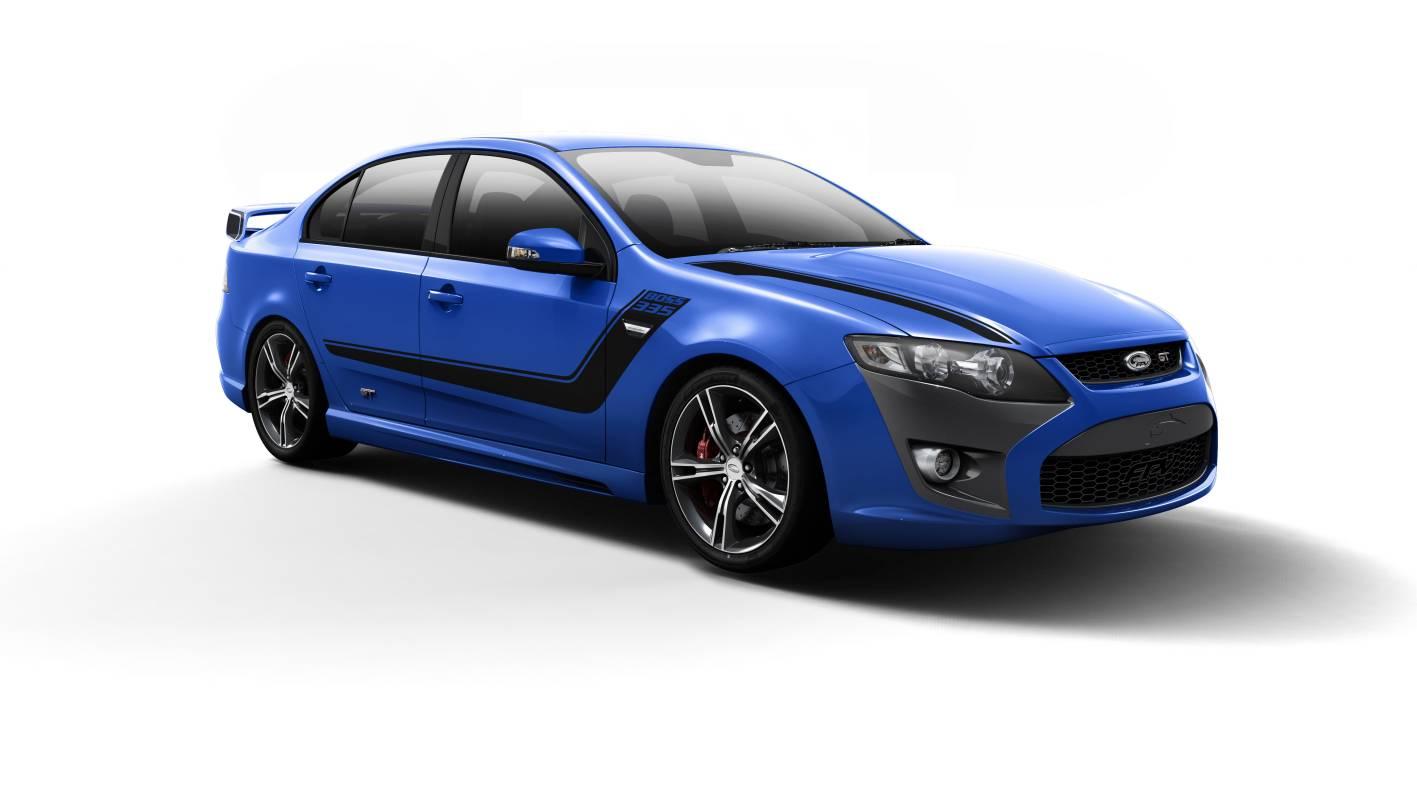 2012 Ford Fpv Fg Mkii Gt