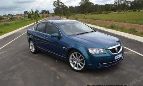 2012 Holden Calais V VE Series II V6 review – quick spin