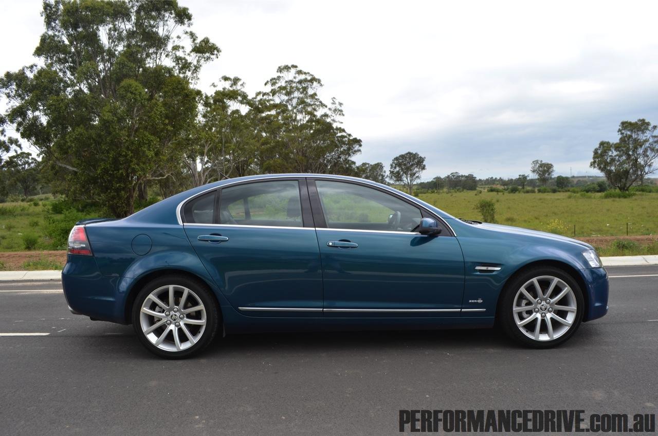 2012 Holden Calais V Ve Series Ii V6