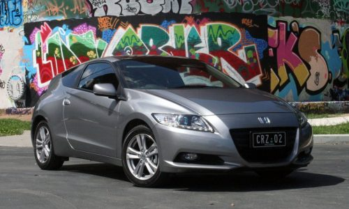 2012 Honda CR-Z Luxury review – quick spin