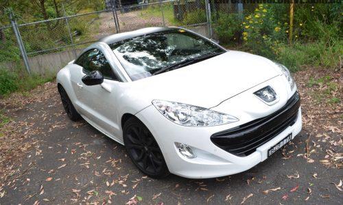 2011 Peugeot RCZ review (video)