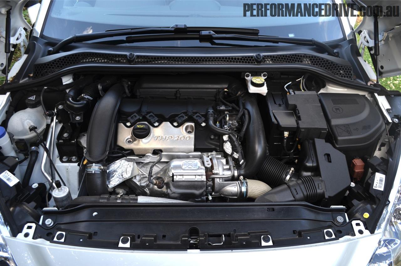 2011 Peugeot Rcz Review Performancedrive