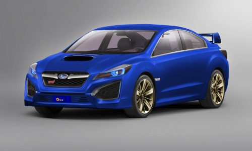 2013 Subaru WRX to feature 2.0-litre turbo with 270hp (201kW) – report