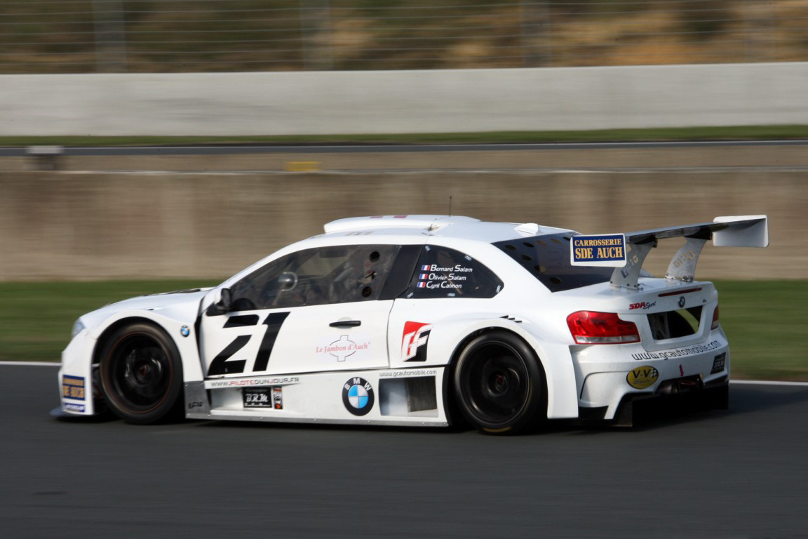 Gc10 V8 Bmw 1 Series M Coupe Widebody Race Car Video
