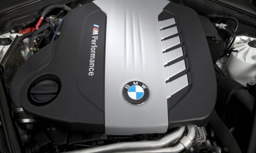 BMW M550d and X5-X6 M50d M Performance tri-turbo diesels unveiled