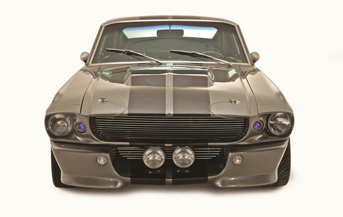 for sale eleanor ford mustang shelby gt500 from gone in. Black Bedroom Furniture Sets. Home Design Ideas