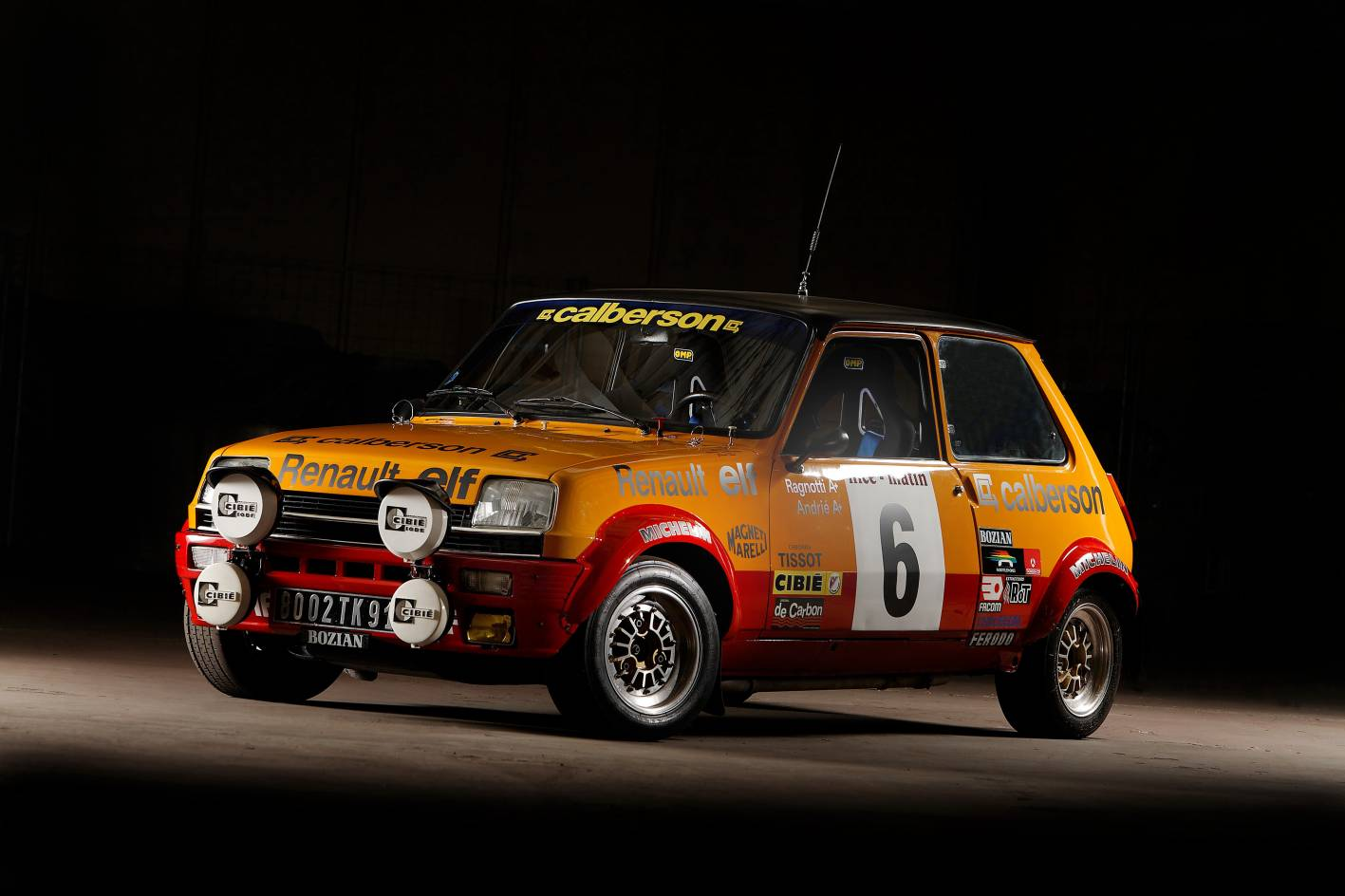renault  alpine rally cars restored  run   rallye