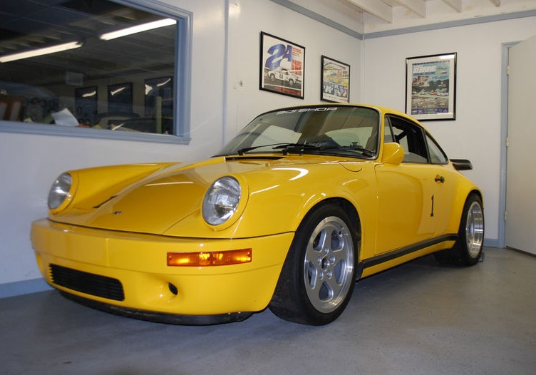 For Sale 1989 Ruf Ctr Yellowbird 1 Of 6 Performancedrive