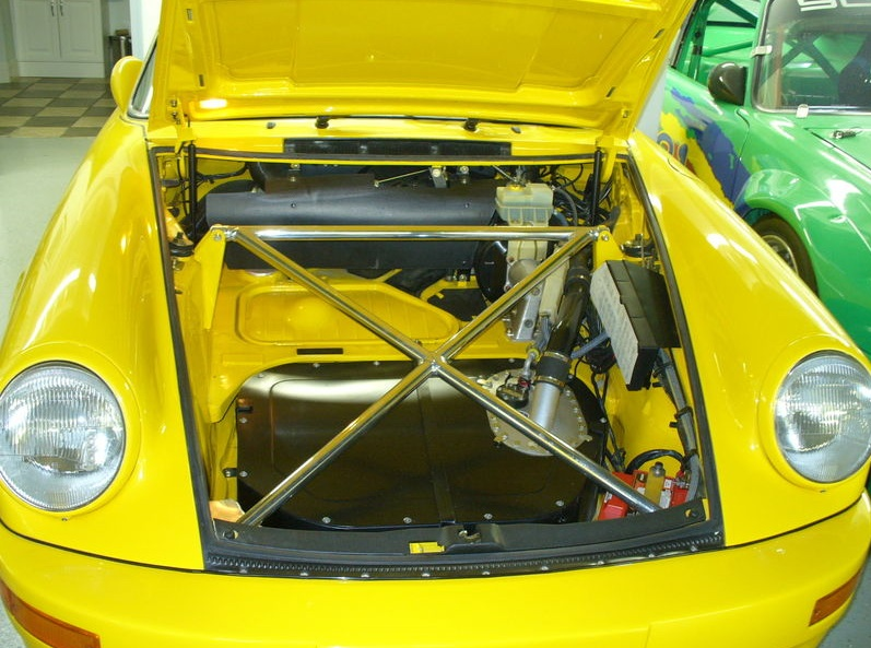For Sale 1989 Ruf Ctr Yellowbird 1 Of 6 Performancedrive