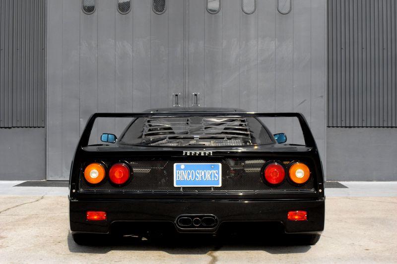 For Sale: 1991 Ferrari F40 stunning black on black ...