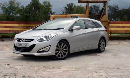 2012 Hyundai i40 Premium review – quick spin