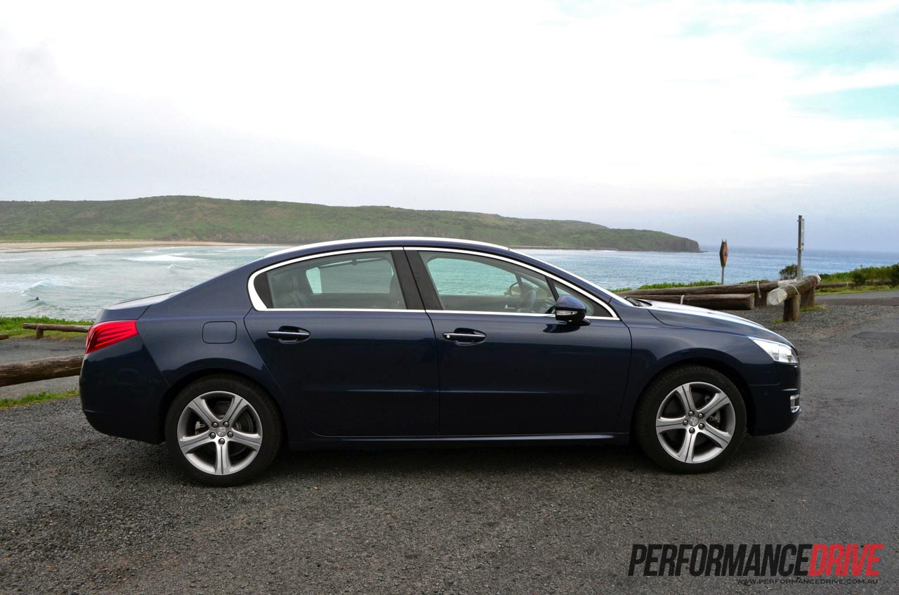 2012 Peugeot 508 GT review - PerformanceDrive